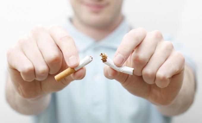 Как восстановить организм после курения