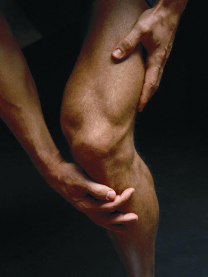 How to treat knee ligament