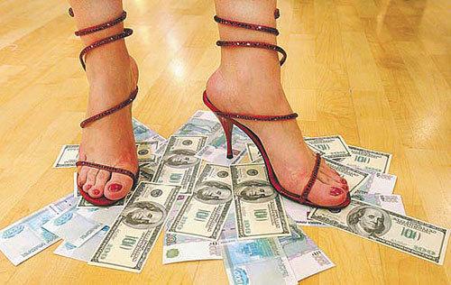 Как заработать <strong>деньги</strong> <b>женщине</b>