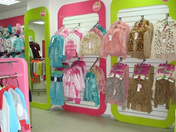 Как продавать детские вещи