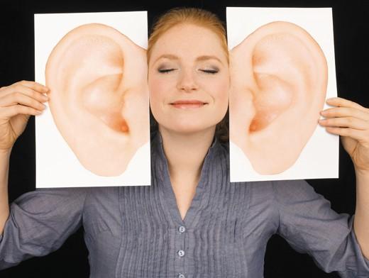 Как поправить уши