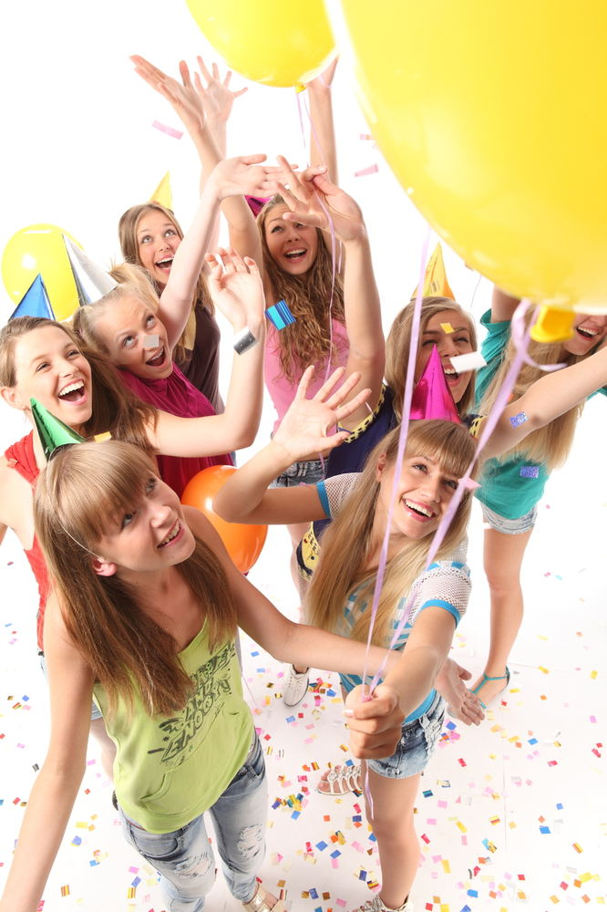 Как украсить <strong>вечеринку</strong>