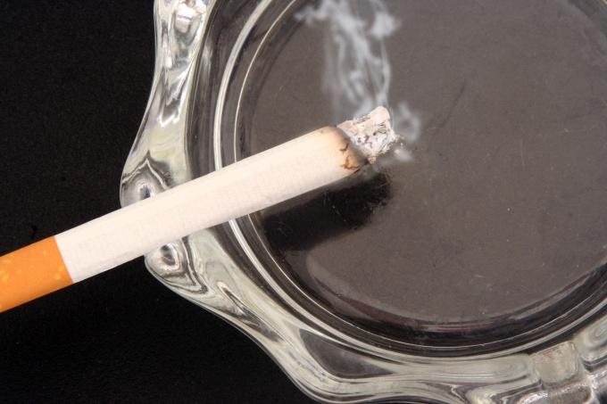 Курение - самая частая причина хронической обструктивной болезни легких