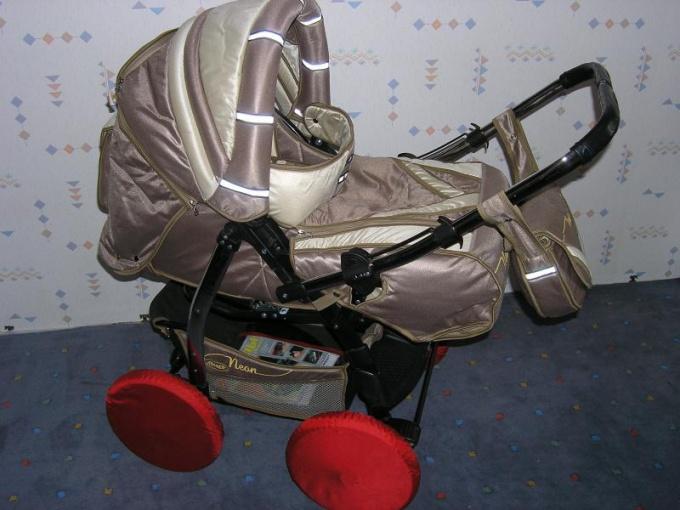 Как выбрать коляску-трансформер