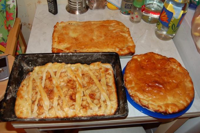 Как испечь вкусные пироги