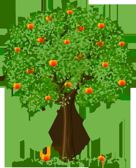 Как рисовать растения