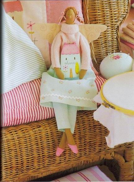 Как сшить куклу выкройки