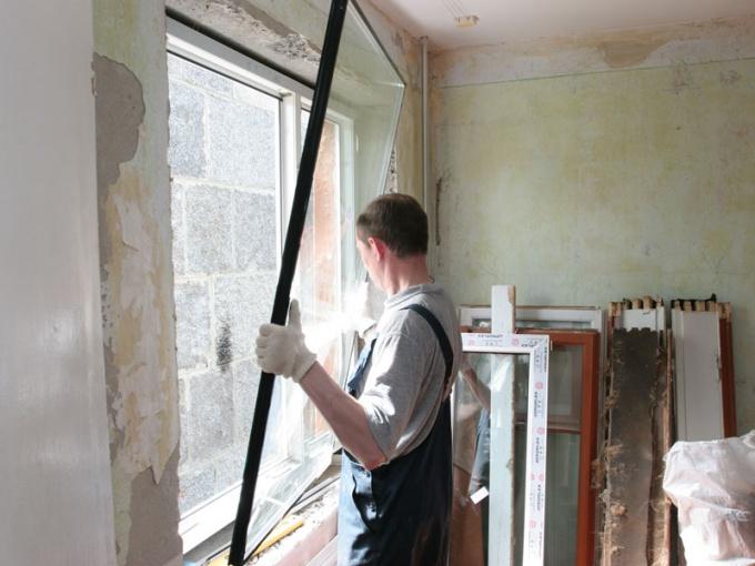 Как закрепить окно