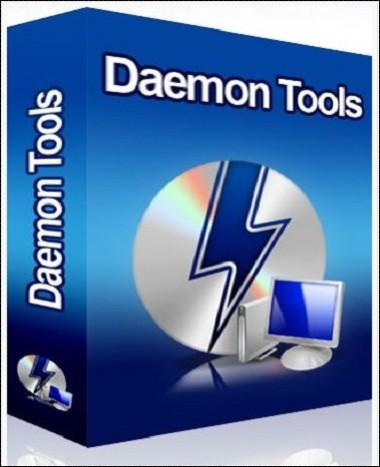 Как смонтировать образ в Daemon tools