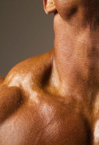 Крепкие мышцы шеи - хорошая защита для шейного отдела позвоночника.
