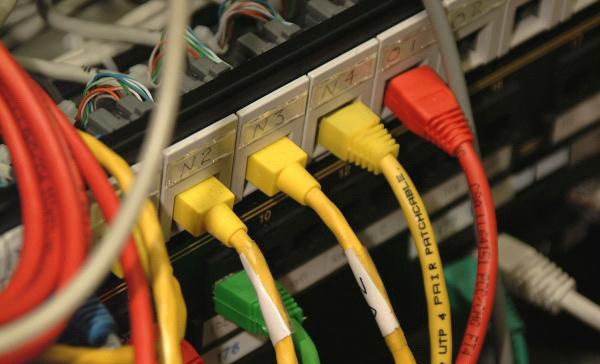 Как сделать <b>сеть</b> в <strong>офисе</strong>