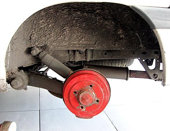 Как установить на ВАЗ дисковые тормоза