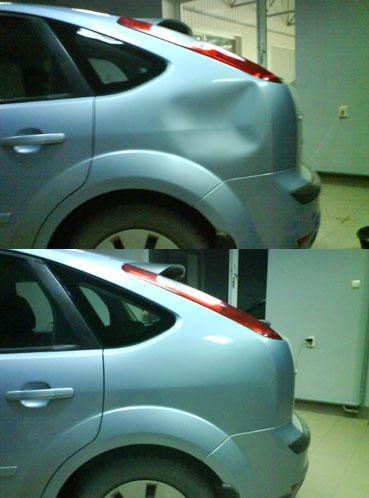 How to clean <strong>indentation</strong> <b>car</b> the most