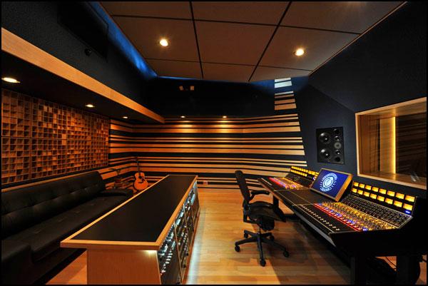 How to make a home recording Studio
