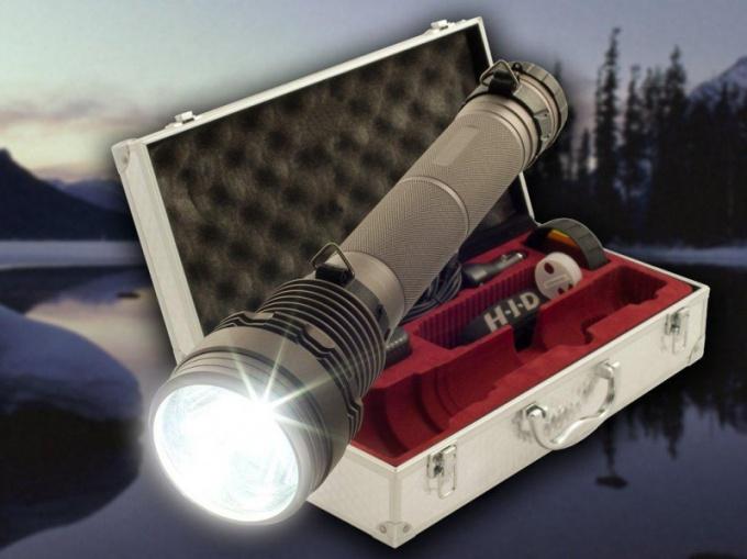 Как сделать светодиодные фонари