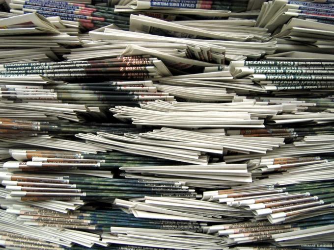 Как сделать школьную <strong>газету</strong>