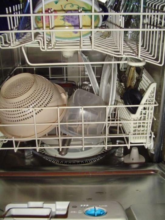 Как устанавливать посудомоечную машину