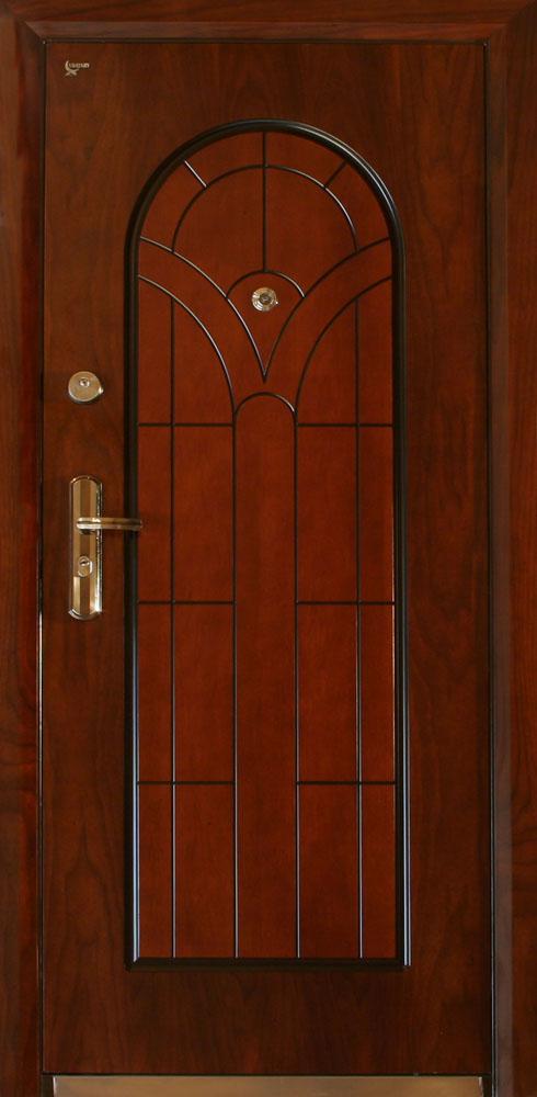 Как усилить дверь