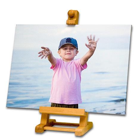 Как сделать в фотошопе картину
