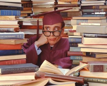 How to learn a large amount of information