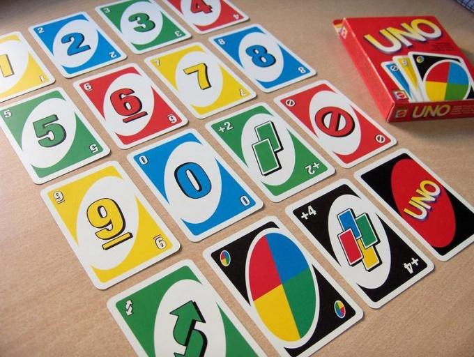 Как играть в Uno