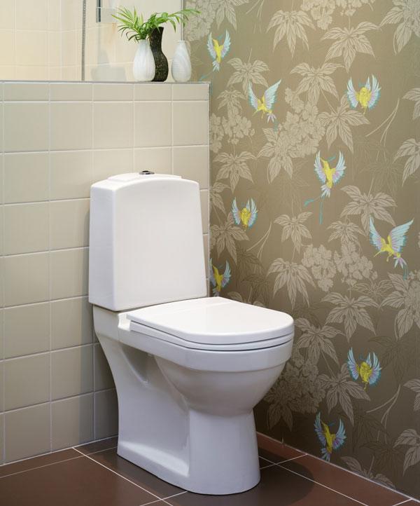 Сделайте ремонт в туалете своими руками