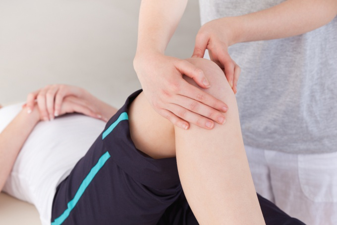 Как укрепить коленный сустав