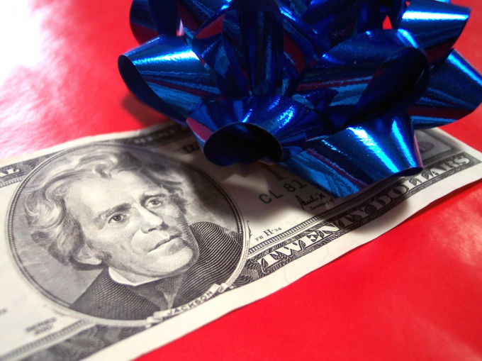 дарите деньги оригинально