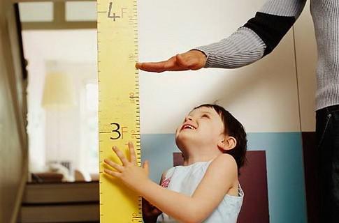 Как ускорить рост ребенка