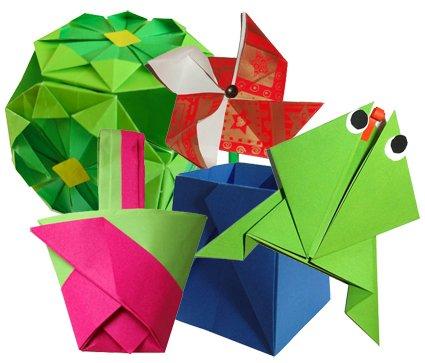 Как сделать лёгкое оригами