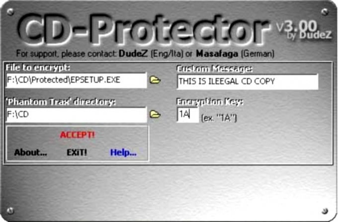 CD Protector