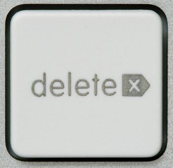 как удалить свои данные с компьютера