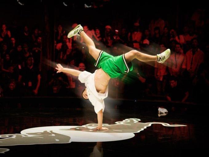 Как танцевать хип-хоп