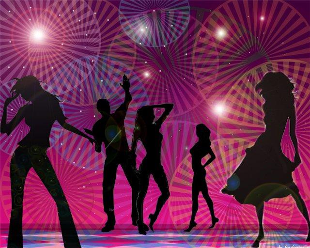 Как танцевать на дискотеках
