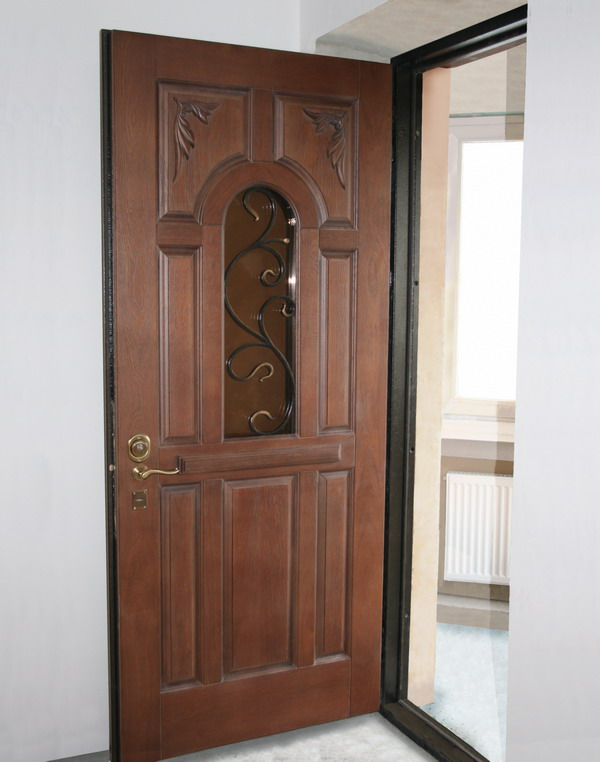 Как уменьшить дверной проём