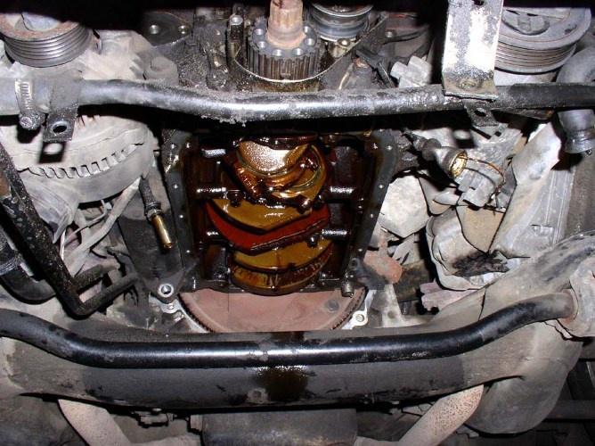 От копоти в двигателе можно избавиться, не разбирая сам мотор