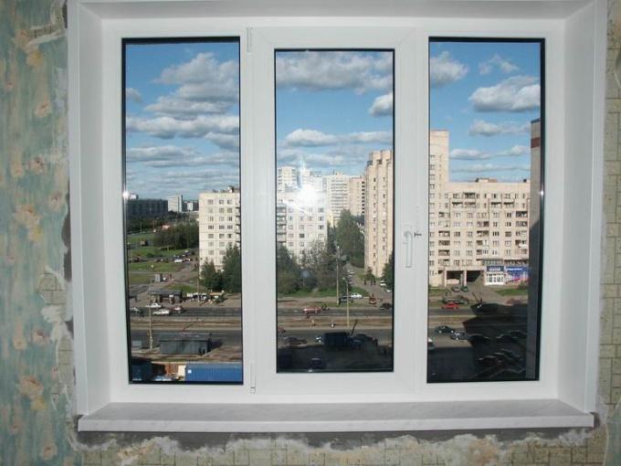 Как установить окно своими руками