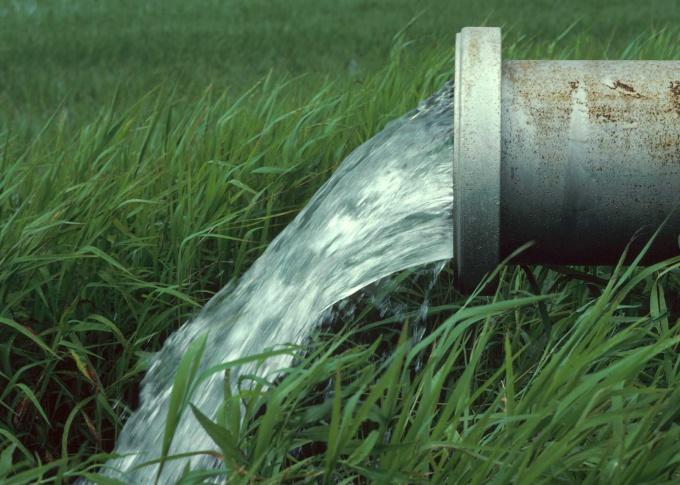 Как посчитать расход воды