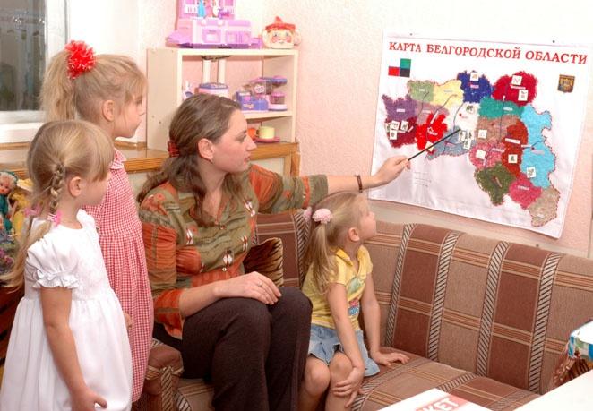 Диагностика позволяет вовремя скорректировать работу с детьми