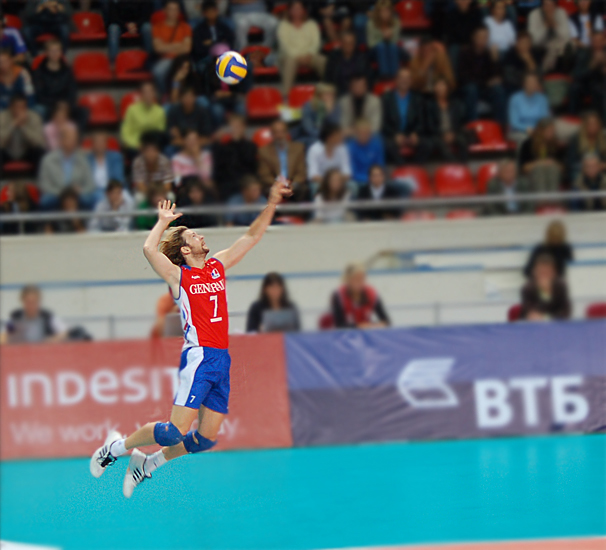 How to increase jump in volleyball