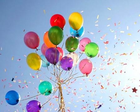 Как провести празднование дня рождения