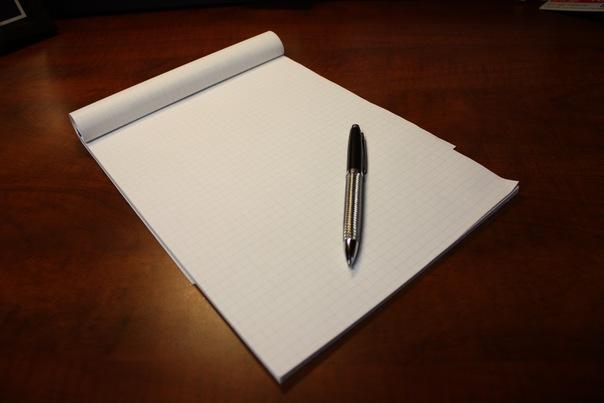 Как писать автобиографию на примере
