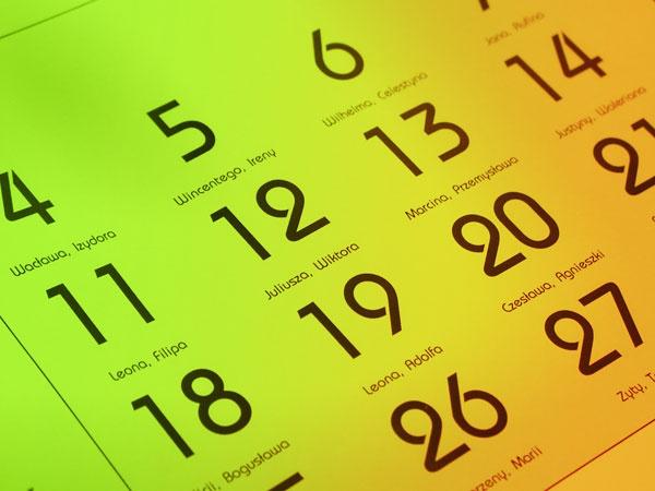 Как узнать, какой день недели