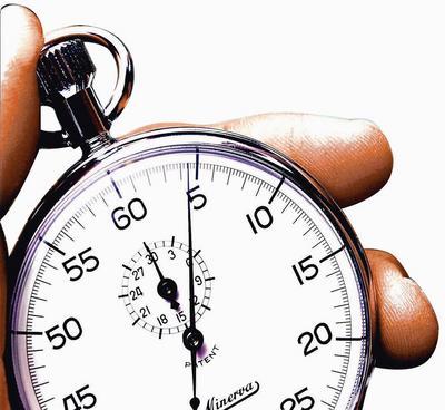 Как считать в минутах
