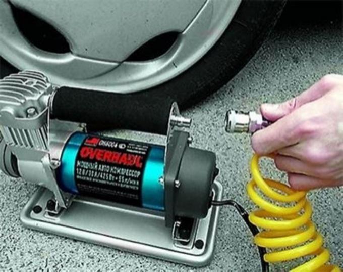 Как выбрать автомобильный <strong>компрессор</strong>