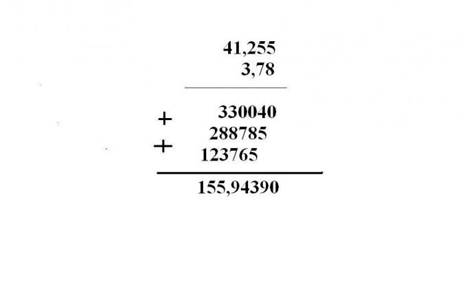 Как умножать десятичные <strong>дроби</strong>