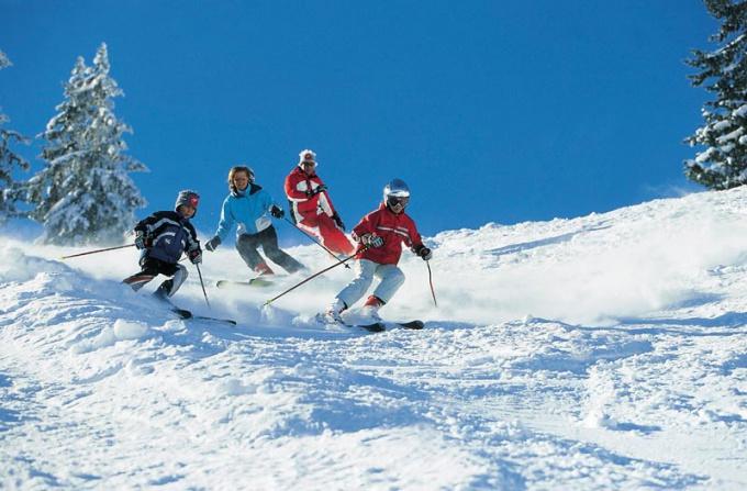 Как смазывать деревянные лыжи