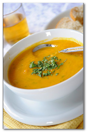 Как сварить суп из чечевицы