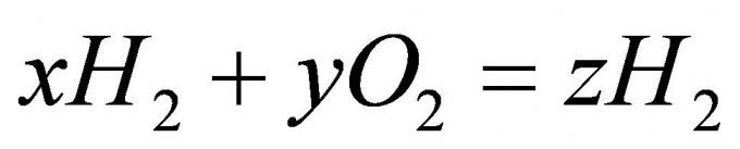 общий вид уравнения