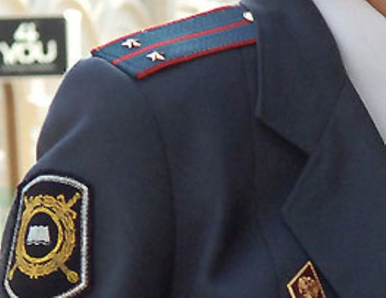 How to sew shoulder straps of police